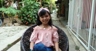 Iva Putri Icon Batik Terjun ke Film