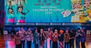 Menpar Tegaskan Perlu Tiga Hal Untuk Tingkatkan Kualitas Calender of Event 2020