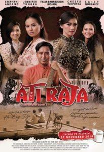 Poster film Ati Raja. Foto: ist.