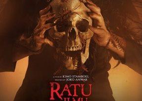 Poster film Ratu Ilmu Hitam. Foto: Ist.