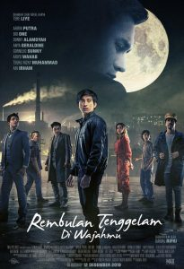 Poster film Rembulan di Wajahmu. Foto: Ist.
