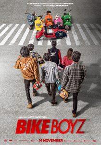 Poster film Bike Boyz. Foto: ist.