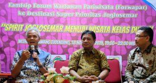 Kemenparekraf Dorong Borobudur Marathon Dikemas sebagai Mega Event 2020