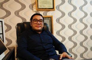 Ketum Pafindo, Gion Prabowo. Foto: Ibra.