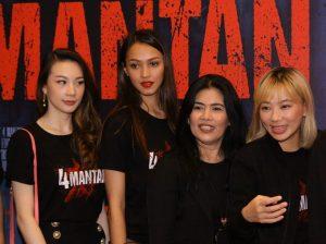 Mereka yang terlibat di film 4 Mantan. Foto: Ki2.