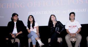 "Film Roh Mati Paksa ""Cinta Berujung Maut"" Tayang di 3 Negara Serumpun"