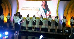 Finaisl Miss Indonesia 2020. Foto; Ist.