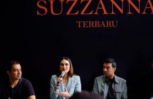 prescon film Suzzanna: Santet Ilmu Pelebur nyawa, Kamis (30/1/2020) di jakarta. Foto: Dudut Suhendra Putra.