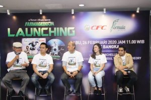 Prescon film DVD Shaun The Sheep The Movie: Farmageddon. Foto: Ki2.