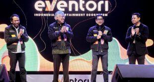 Menparekraf Apresiasi Eventori Aplikasi Fasilitator Ekosistem Industri Kreatif Indonesia