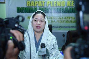 Ketua DPR RI, Puan Maharani. Foto: Ist.