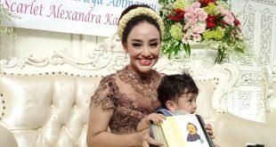 Monica Soraya Angels Baby Adopsi 13 Anak. Meski Masih Balita 2 Anak Sudah Diberikan Usaha