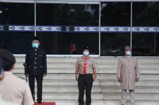 Acara Bela Negara. Foto: ist.