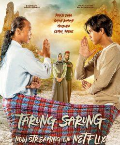 Poster Tarung Sarung