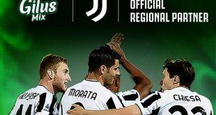 Gilus Mix Mitra Resmi Juventus FC