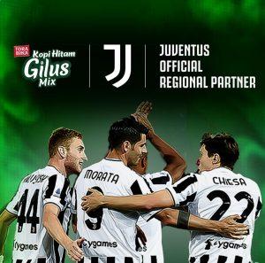 Gilus Mix bermitra dengan Juventus. Foto: Ist.