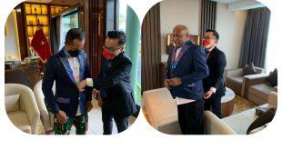 Stephen Wongso Bahagia dan Bangga Karena Turut Merajut Penampilan Ofisial dan Kontingen PON Papau XX