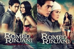 Poster Film Romeo+Rinjani.Foto:Ilustrasi