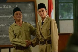 Adegan film Jenderal Soedirman