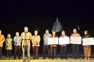 Peluncuran Program Indonesia Magang -- Spirit Of Prambanan   Rocked The World - 1