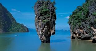 James Bond Island. Foto ; Ilustrasi