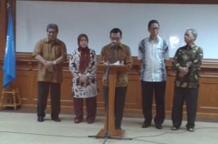 Preskon LSF, Senin (11/1/2016) di Jakarta. Foto: Ibra.