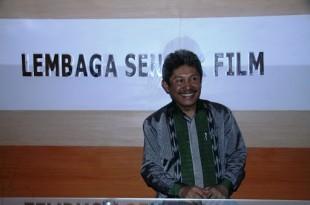 Vice President Film Asean, Syamsul Lussa. Foto: Kicky.
