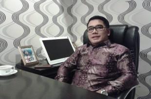 Ketum Pafindo, Gion Prabowo. Foto: Ibra