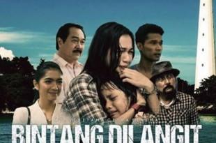Poster film Bintang di Langit Belitong