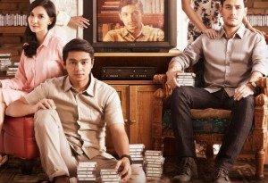 Poster film Sabtu Bersama bapak