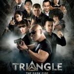 Poster film Triangle The dark Side. Foto: ist.