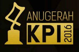 Logo Anugerah KPI 2016. Foto: ist.