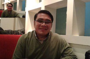 Gion Prabowo. Foto: Ibra.