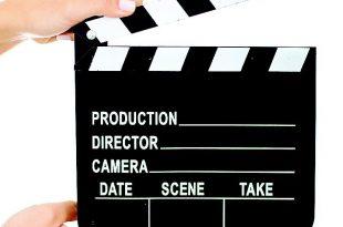 Take film: Ilustrasi.