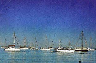 Yacht. Foto: Ilustrasi.