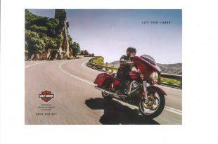 Harley Davidson. Foto: Ist.