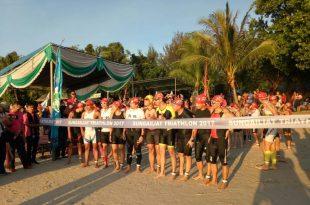 Sungailiat Triathlon. Foto: Ist.