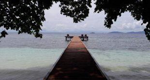 Pantai Lampu. Foto: Snm