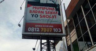 Yo Sholat. Foto: Snm