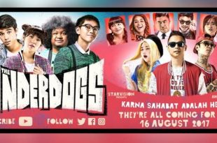 Poster film The Underdogs. Foto: ist.