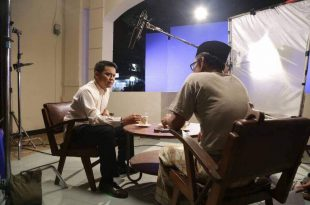 Adegan film Moonrise Over Egypt. Foto: ist.