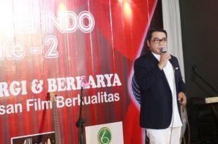 Ketum Pafindo di hari jadi Pafindo ke 2. Foto; Ichan.