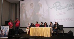 Prescon Film Udah Putusian Aja!. Foto: Ki2.