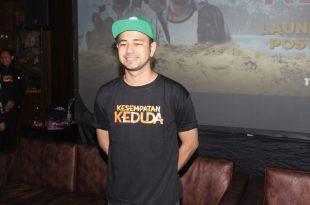 Raffi Ahmad jadi duda dalam film Kesempatan Keduda. Foto: Ican