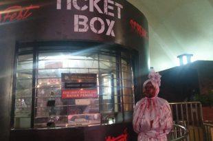 Tantangan baru nonton film Horor di Keoang Emas TMMI. Foto: Mam.