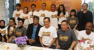 Preson film The Lawyers (Pokrol Bambu), Kamis (9/5/2019) di Jakarta. Foto: Ican.
