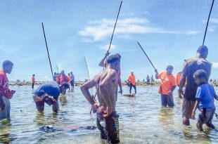 Wisata di Biak Papua. Foto: Dok.  Poskomlik Kemenpar.