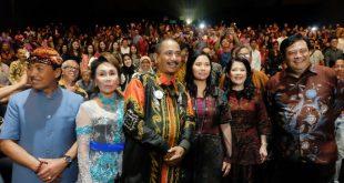 Suasana gala premier film Bali: beats of paradise. Foto: Dudut Suhendra Putra.