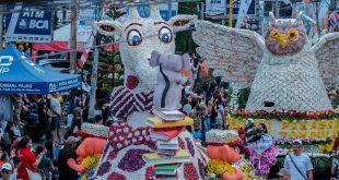 Menpar Sebut Tomohon International Flower Festival akan Semakin Berkembang Terdukung KEK Likupang