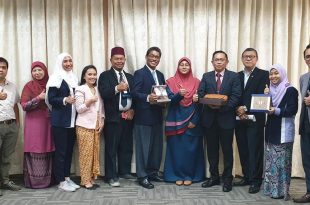 Politeknik Pariwisata (Poltekpar) Medan kerjasama menggandeng Universiti Teknologi MARA (UiTM) Cawangan Pematang Pauh, Pulau Penang, Malaysia,  dalam mencetak sumber daya manusia (SDM) pariwisata berkualitas. Foto: ist.